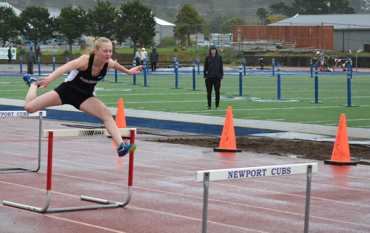 PHS track and field: Alivia Pittman