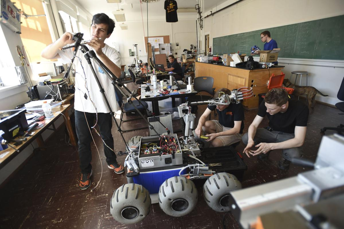 Osu Robotics Club Heads To Utah For Mars Rover Challenge Local