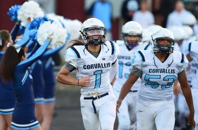 CHS runs on field
