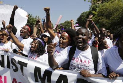Kenya International Women's Day