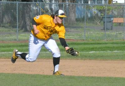 PHS baseball: Brody Hiner