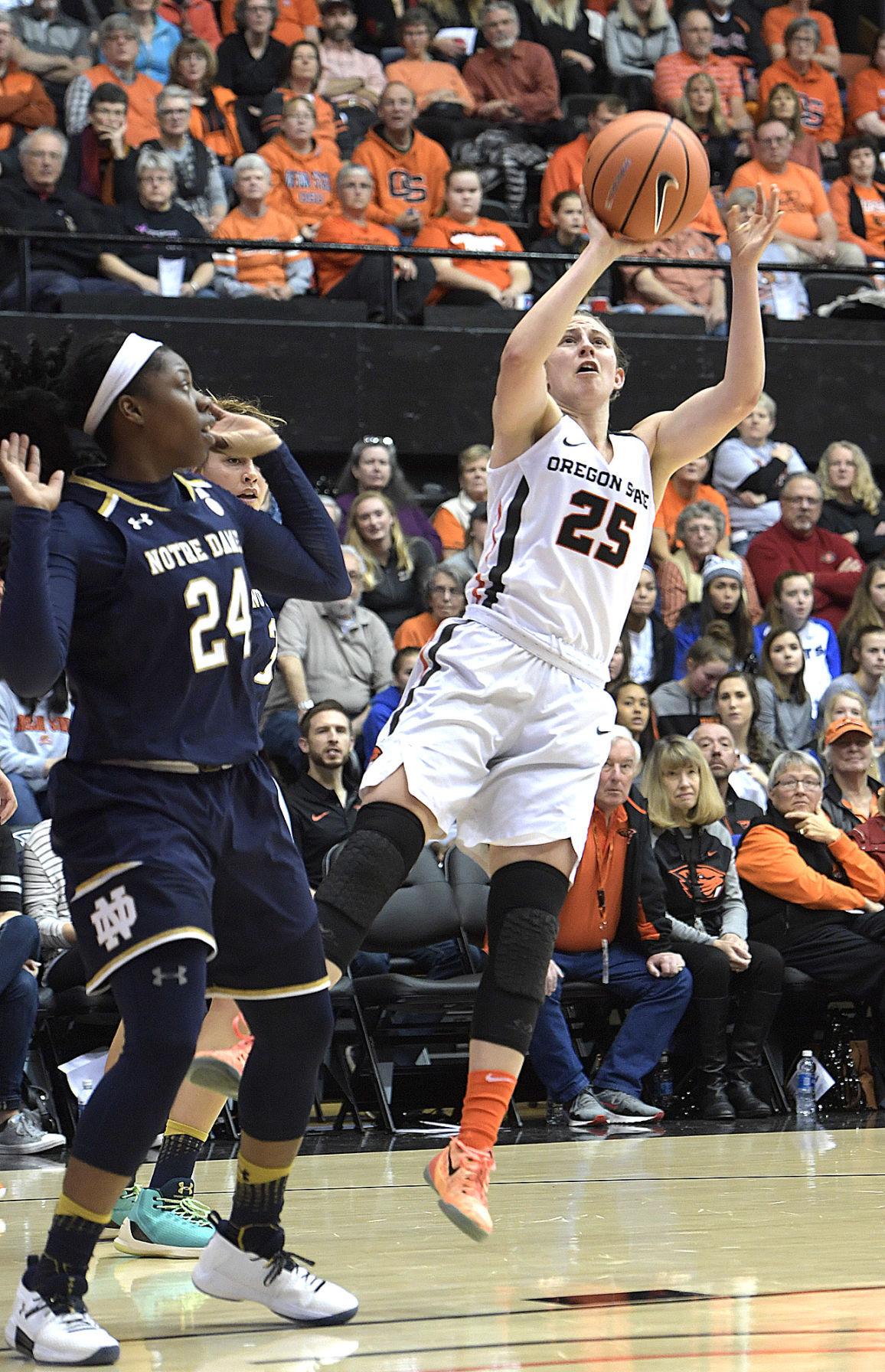 OSU women's basketball: Beavers ready for grind of the Pac-12 | Basketball | gazettetimes.com