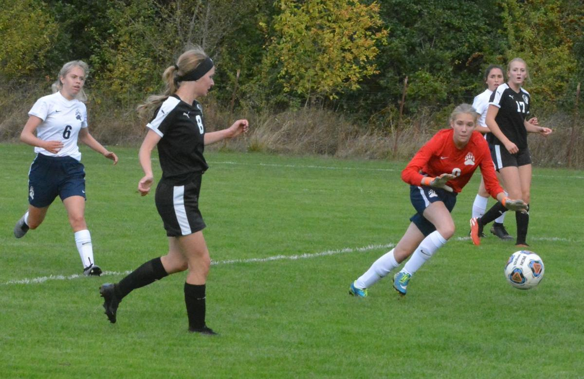 PHS girls soccer: Braedyn McNeely