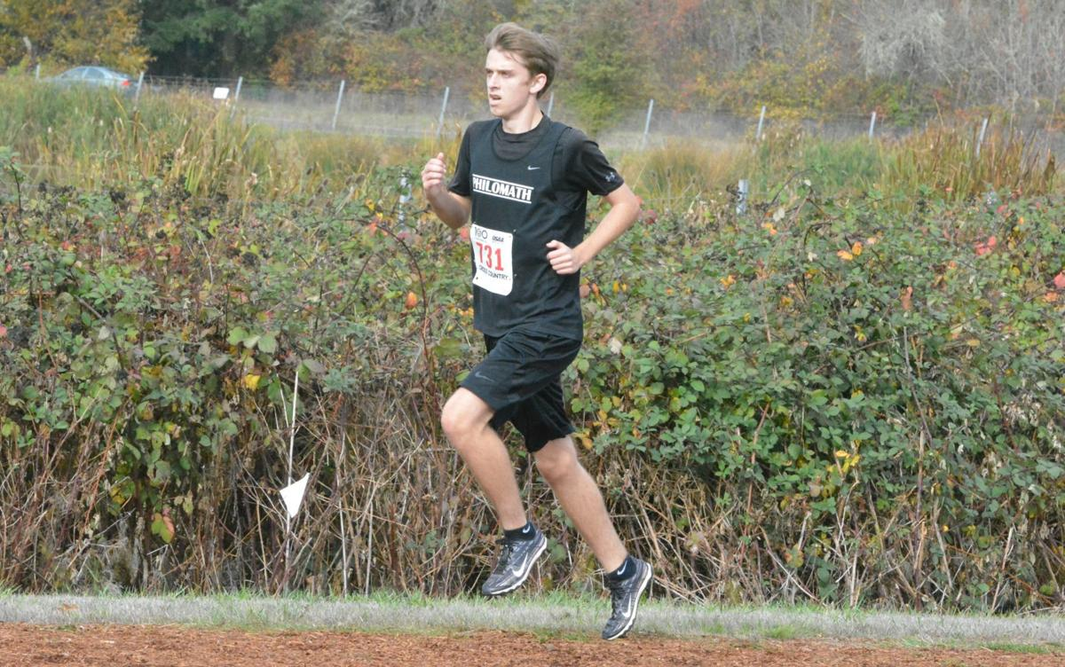 PHS cross-country: Seth Staten