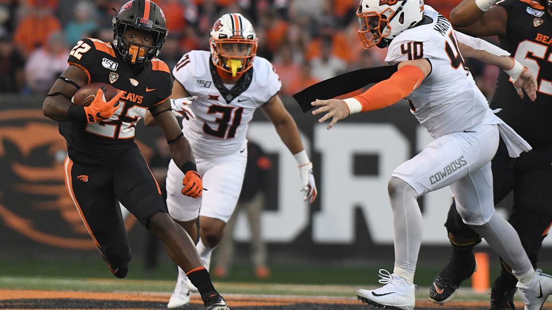 Oregon State Football | Bleacher Report | Latest News