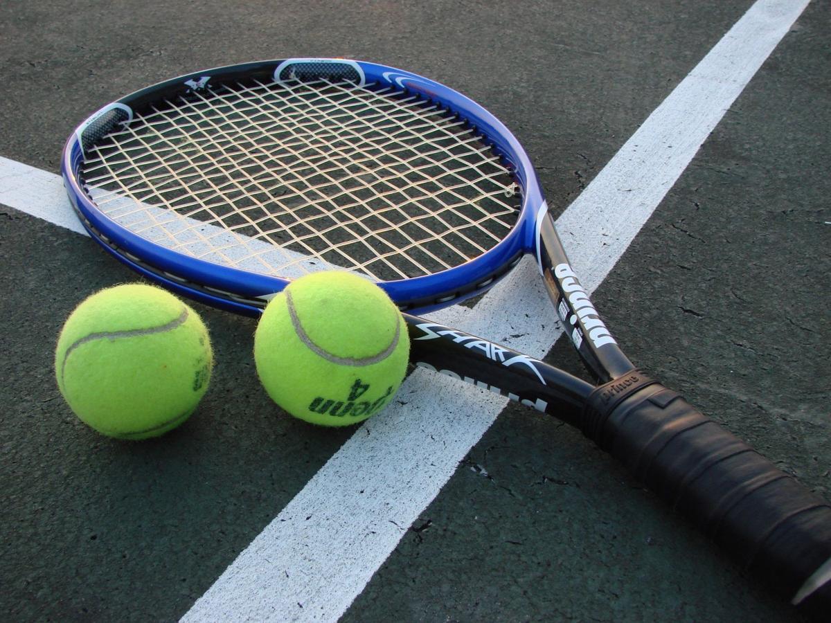 Tennis artwork