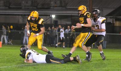 PHS football: Brody Hiner