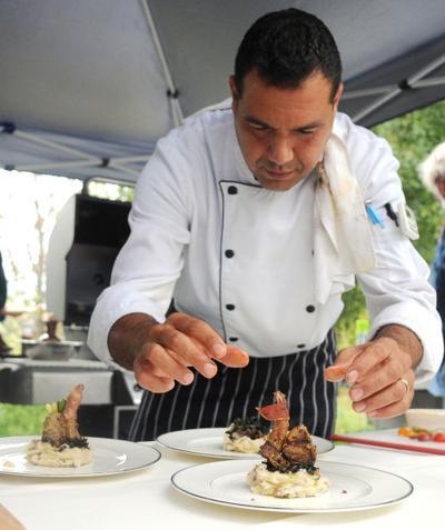 Chef Hamid Serdani