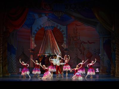 Eugene Ballet brings road-tested 'Nutcracker' to Corvallis