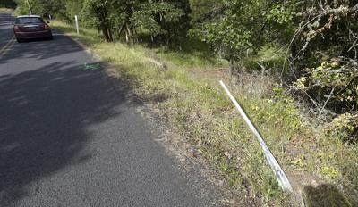 Philomath crash on Marys River Estates Road