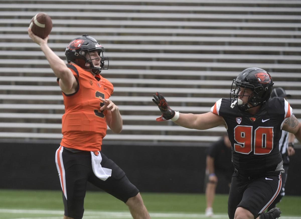 Osu Football Quarterback Battle Appears To Be Headed To The