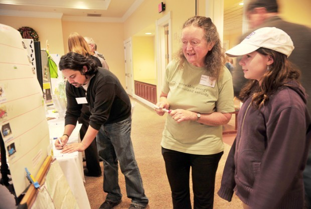Corvallis Sustainability Coalition Town Hall and Fair