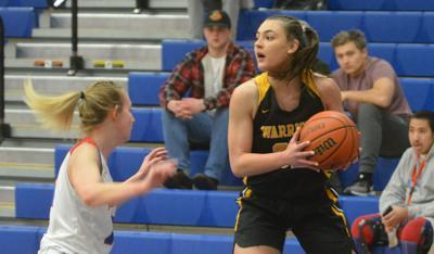 PHS girls basketball: Emma Pankalla