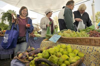 From the Past: Farmers Market