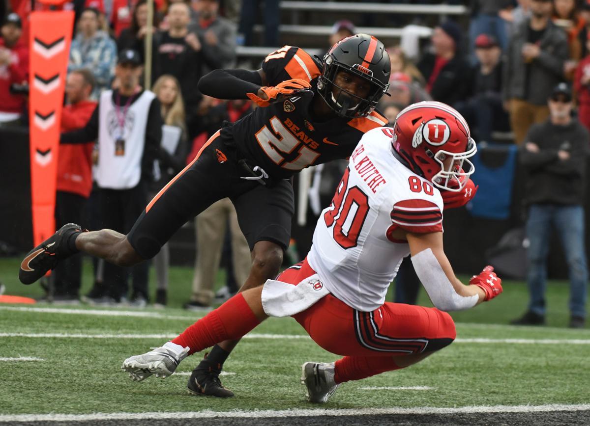 Utah touchdown