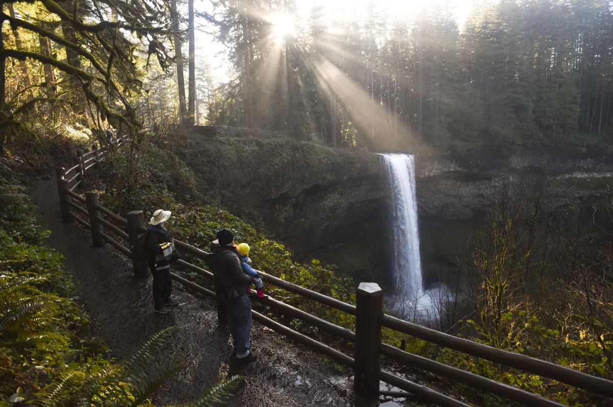 Silver Falls State Park 1