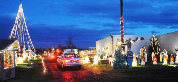 Christmas Lights Corvallis Oregon 2020 Christmas lights get a new home | Local | gazettetimes.com
