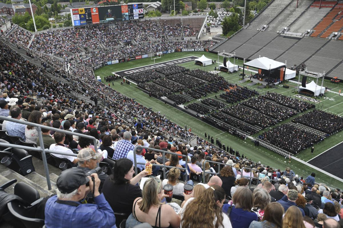 local students graduate from oregon state university local