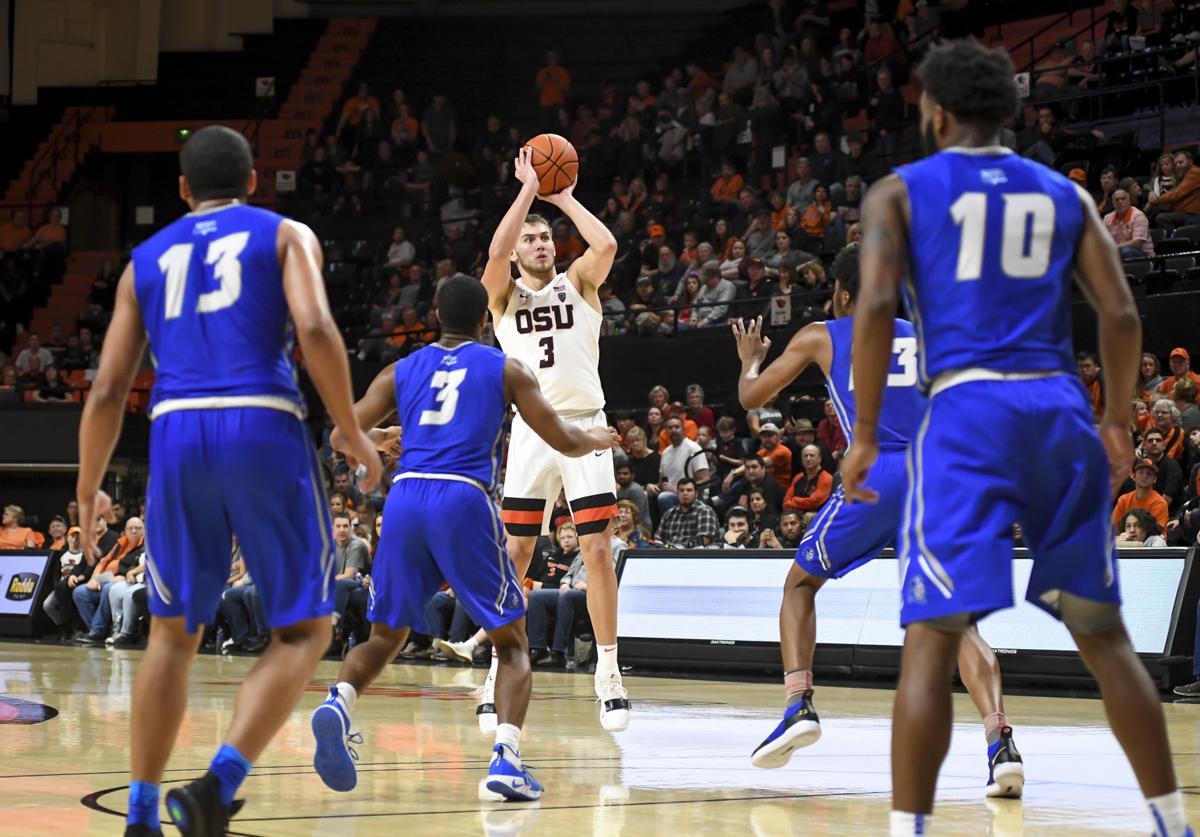 OSU vs Central Connecticut basketball 01