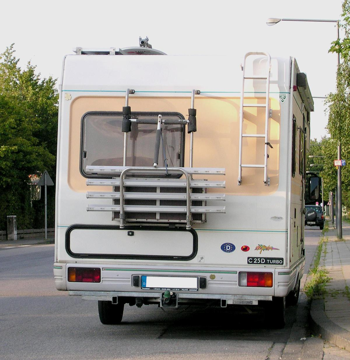 Recreational Vehicle: Having A Bit Of Fun With Names Of RVs
