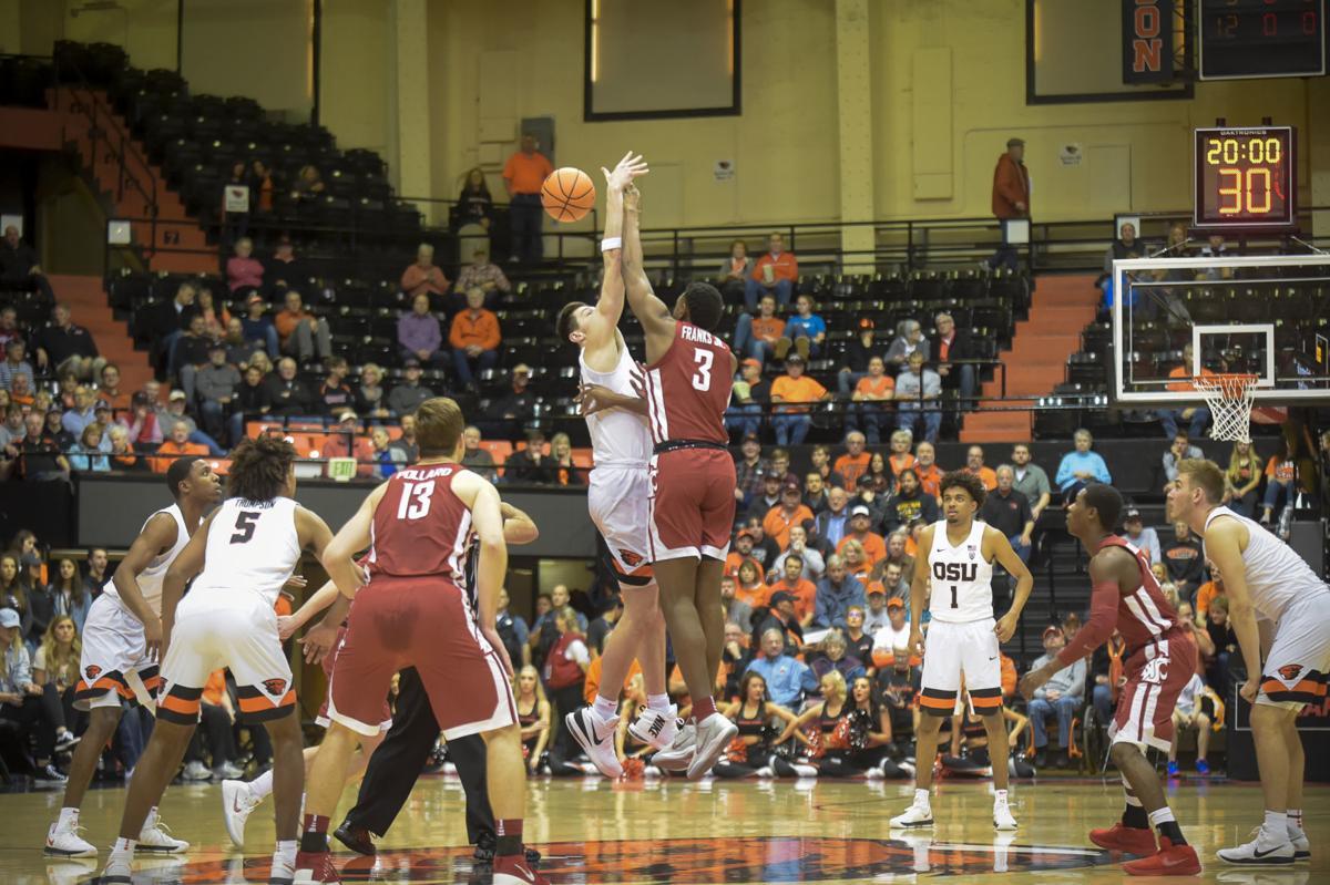 Gallery OSU vs WSU basketball 01
