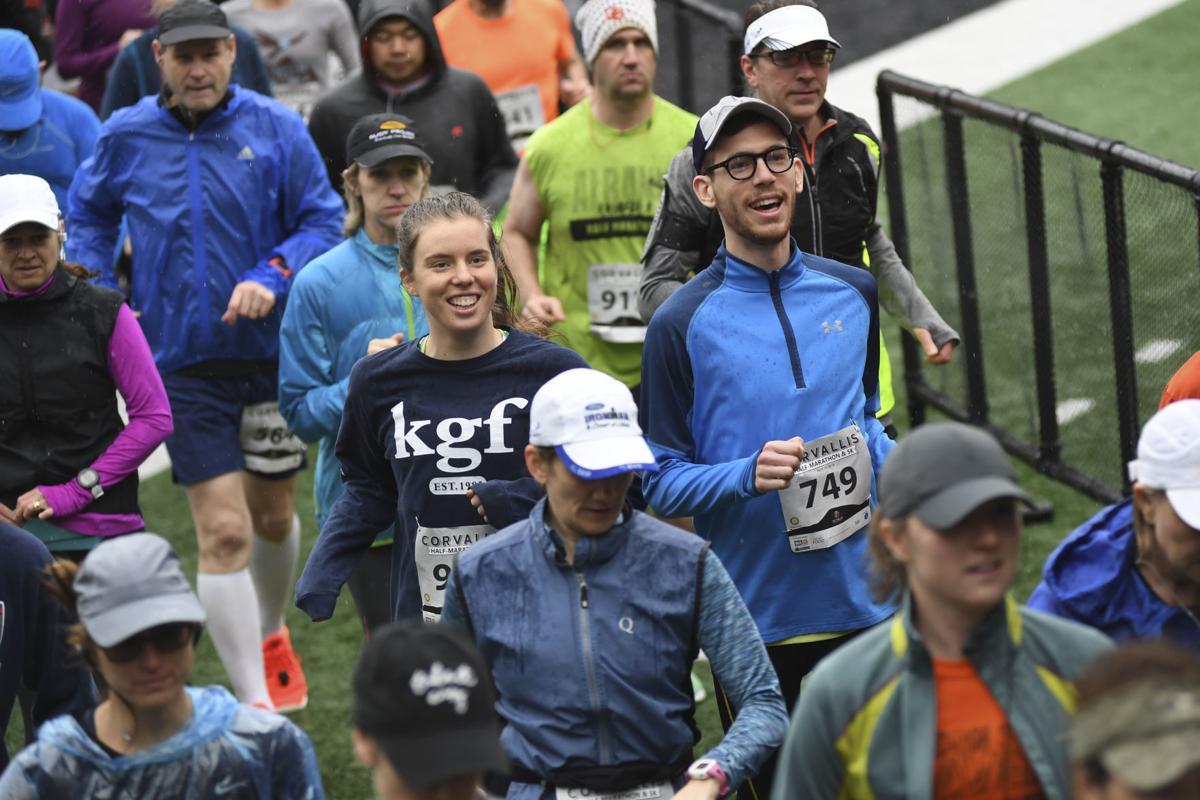 Corvallis Half Marathon