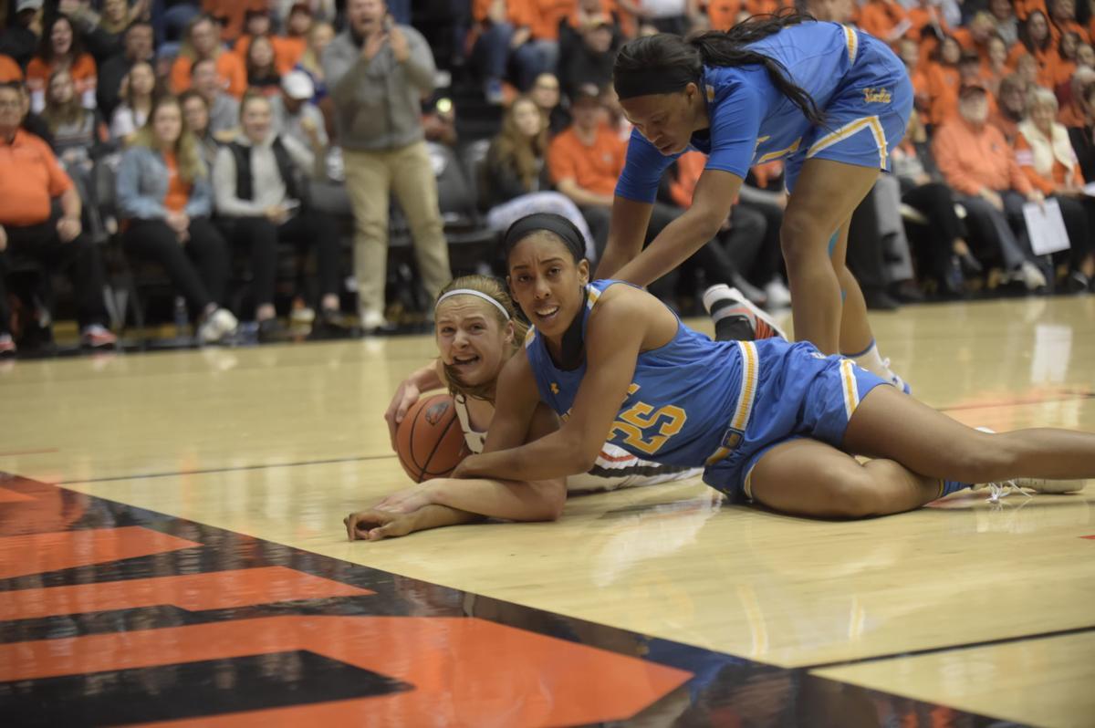 OSU vs UCLA women's basketball 02