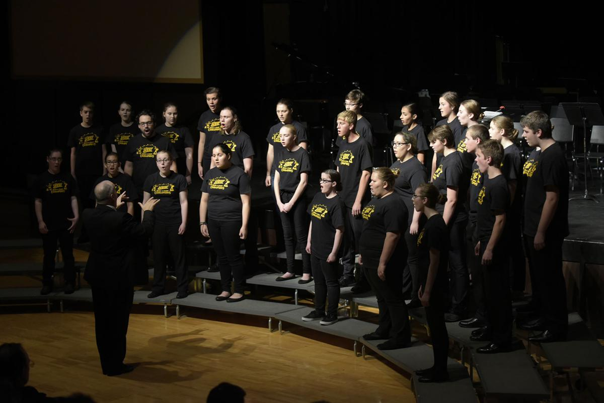 PHS Performing Arts in Concert