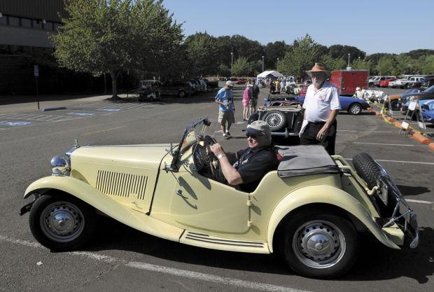 MG enthusiasts descend on Corvallis | Local | gazettetimes com