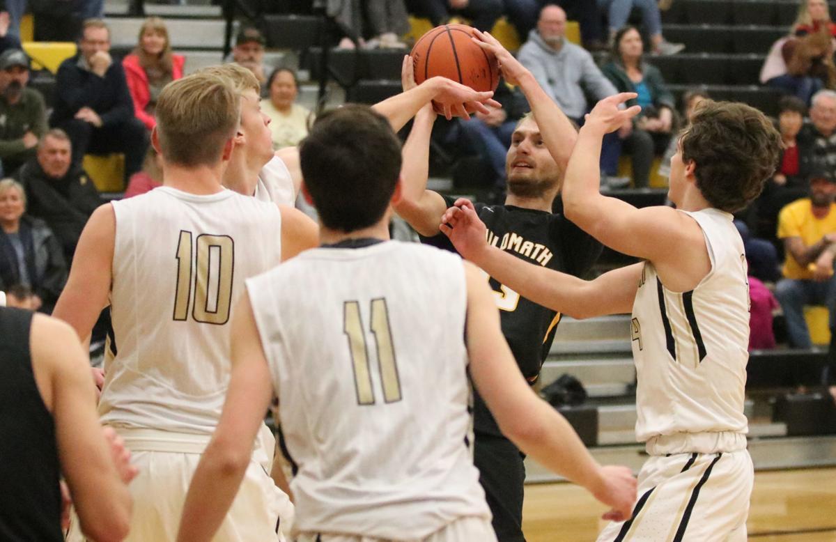 PHS boys basketball: Toby Steuve
