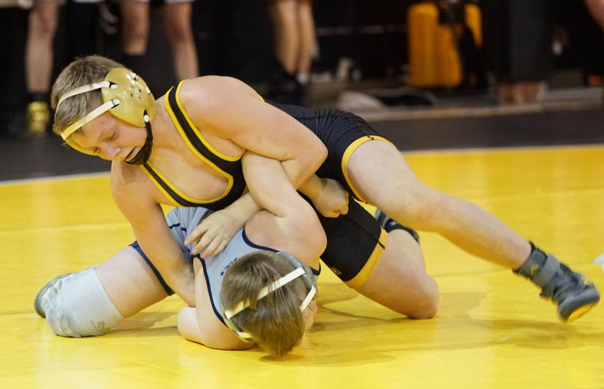 PHS wrestling: Blake Niemann