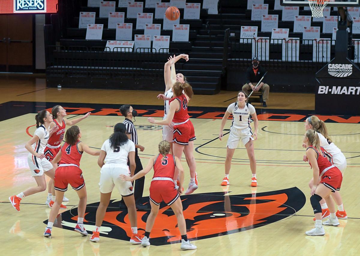 Gallery: OSU vs Montana Western basketball 01