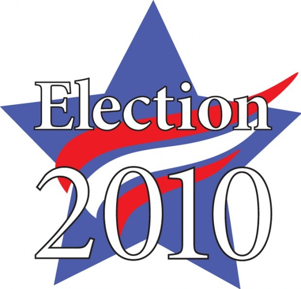 Election 2010 logo
