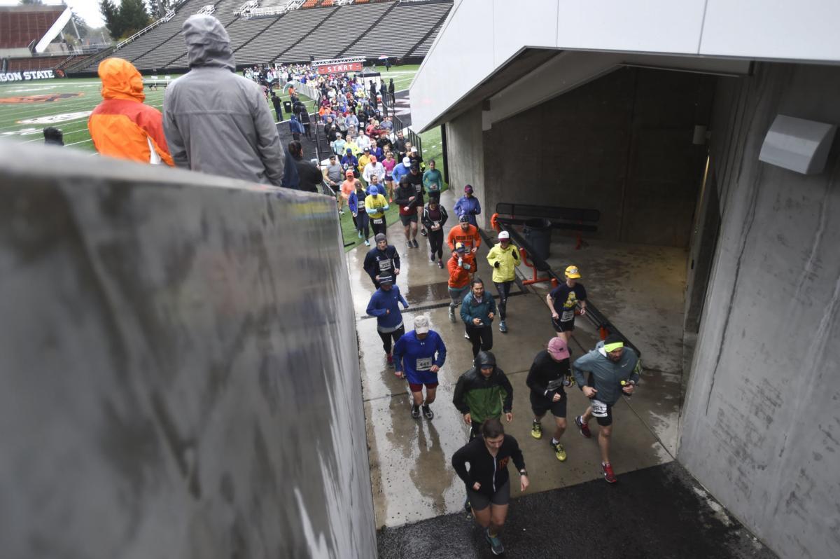 Corvallis Half Marathon 1