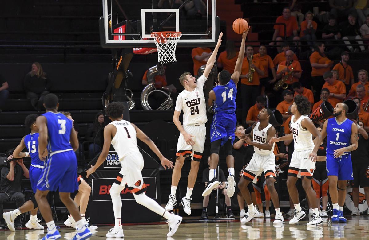OSU vs Central Connecticut basketball 03