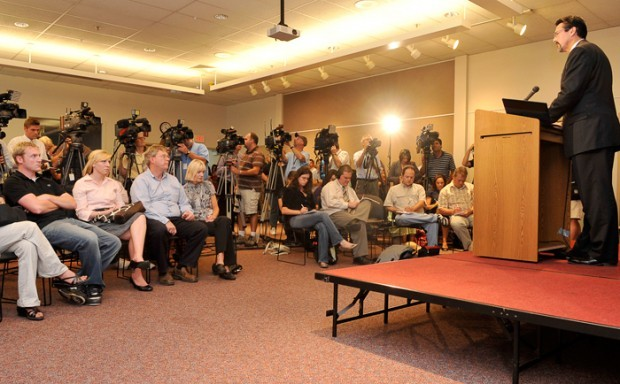 Wilberger Press Conference