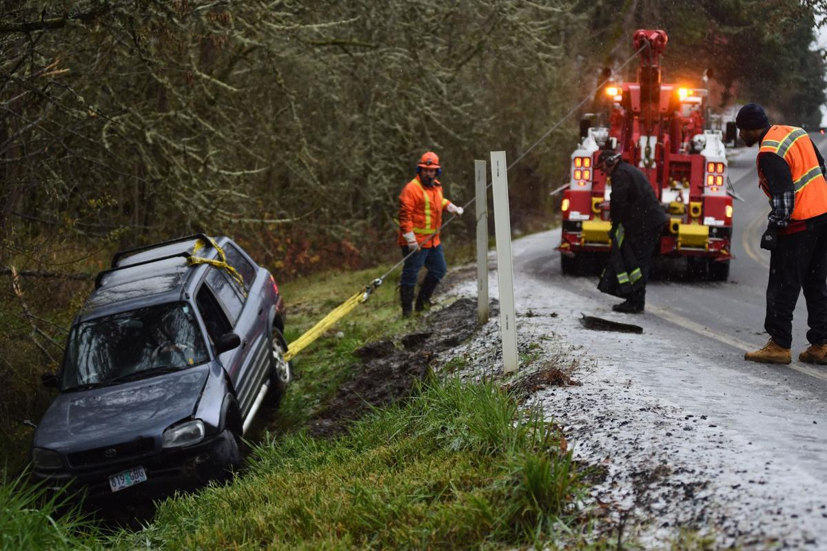 Winter storm causes crashes, avalanches around mid-valley | Local