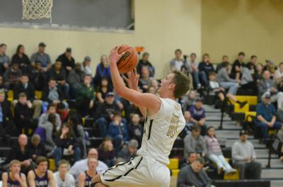 PHS boys basketball: Calvin Snuggerud