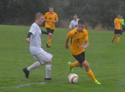PHS boys soccer: Mark Grimmer