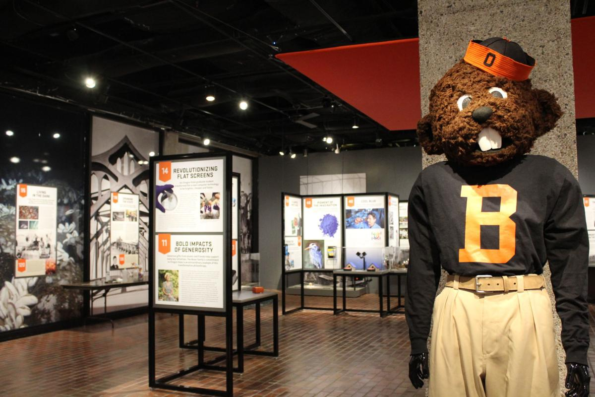 OSU exhibit goes through 150 years of