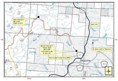 Forest Service Road closure planned near Hebo | Local | gazettetimes.com