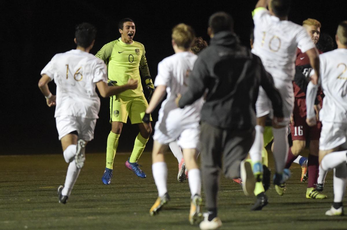 Corvallis vs. Sandy Boys Soccer 1