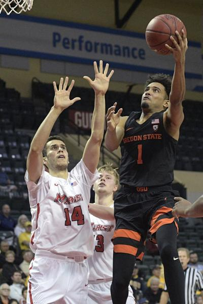 Oregon St Marist Basketball