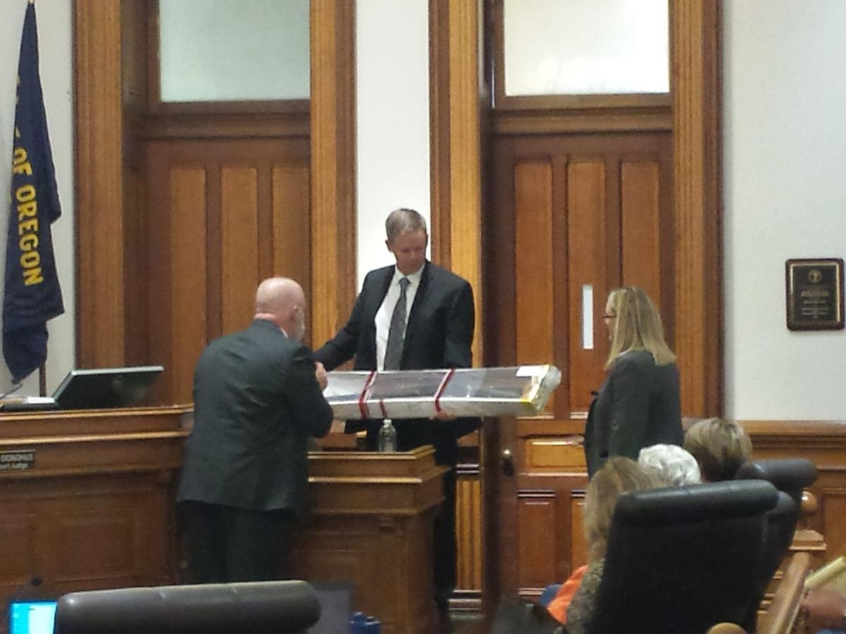 Hargrove trial Bennett Hall