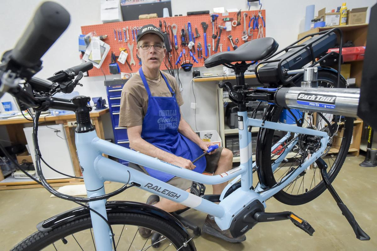 Corvallis Electric Bicycles 15