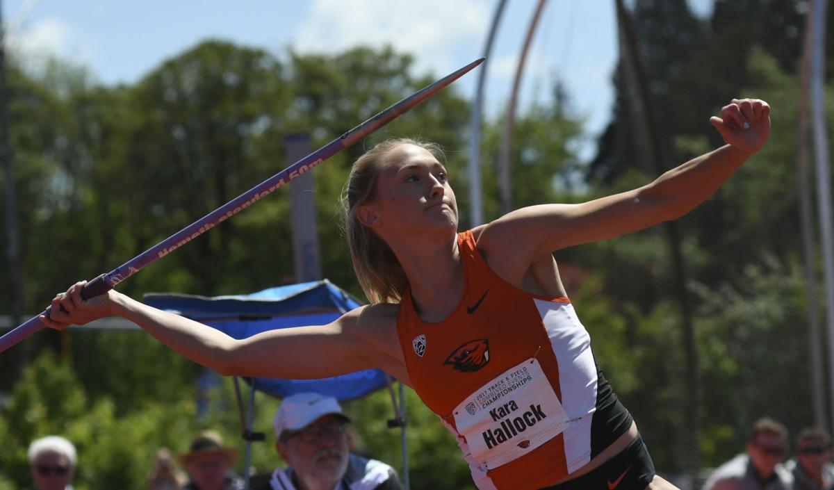 Hallock - NCAA preview -- javelin