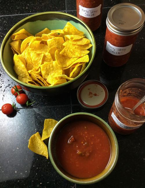 Safe salsa