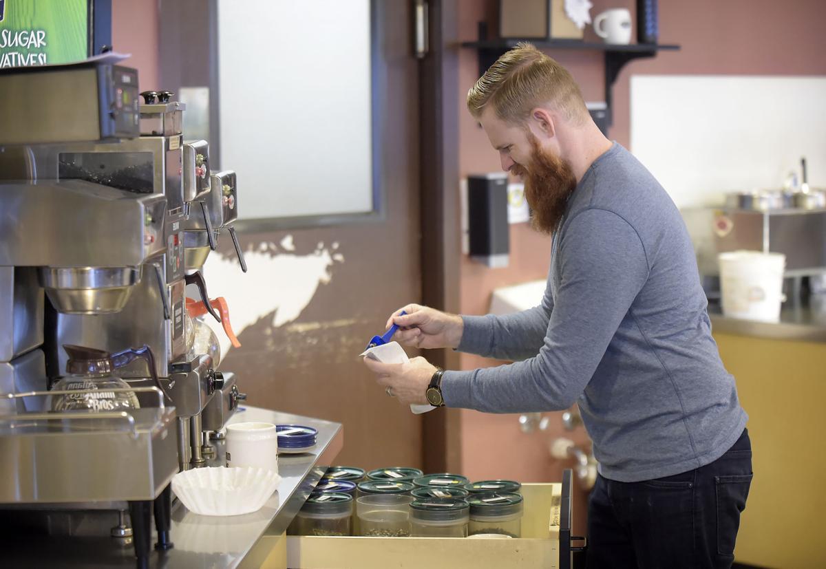 Allann Brothers Coffee Ashland