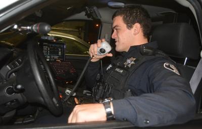 Philomath Police Officer Lucas Sinclair