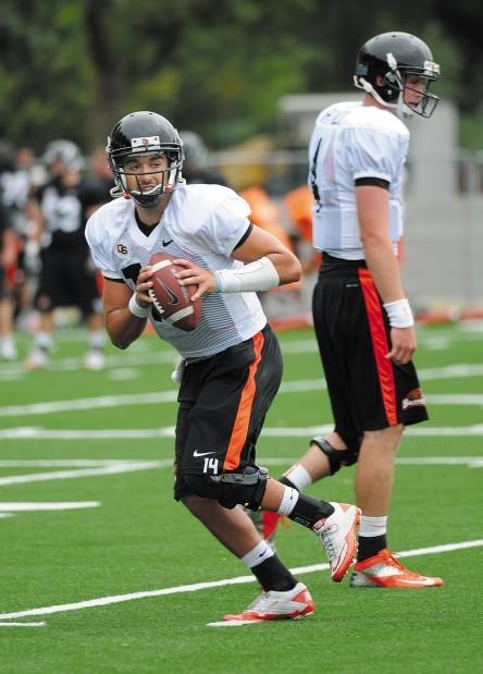 OSU football: Sean Mannion, Cody Vaz